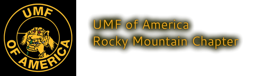 UMF of America<br />Rocky Mountain Chapter